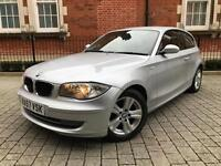 2008 BMW 1 Series 1.6 116i SE 3d AUTOMATIC ++ IMMACULATE INSIDE/OUT