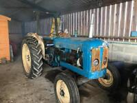 Fordson super major 4cyl 1964