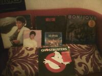 a collection of records looking for quick sale Sensible offers please.