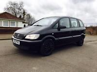 ZAFIRA 2003-2.0 DTI DIESEL 7 SEATER GREAT RUNNER-FULL SERVICE LOW MILEAGES-CLEAN IN OUT PERFECT CAR