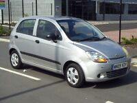 2009 09 CHEVROLET MATIZ 0.8 S 5DR -*CHEAP INSURANCE*- LOW TAX - GREAT ON FUEL - *CHEAPEST 2009* - PX