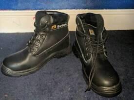 Bartium safty boots