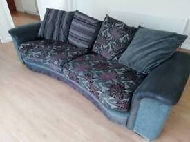 Four seater and two seater for sale. Good condition.