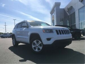 2015 Jeep Grand Cherokee LAREDO,V6,4X4,CHRYSLER WARRANTY TO 160,