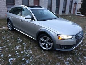 2014 Audi A4 allroad NAV! PANORAMIC! LEATHER