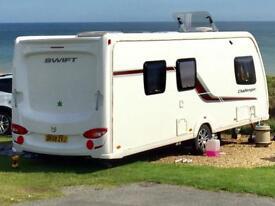 Swift Challenger 580SR Caravan