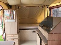 Folding caravan (Conway cruiser)