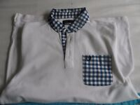 Boys Fred Perry Top