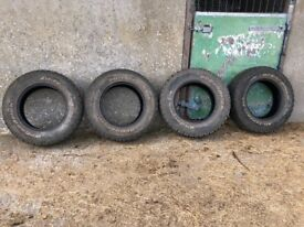 BF Goodrich All Terrain Tyres