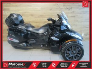 2014 Can-Am Spyder RT-S SM6 74$/SEMAINE