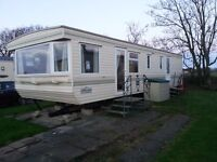 Sited Static Caravan 35x12