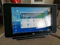 Hp touch smart all in one touch screen pc