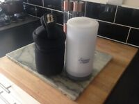 Baby flask and bottle warmer