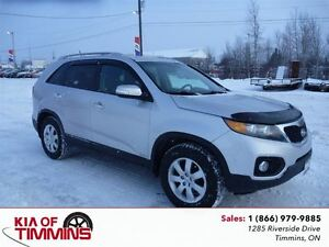 2012 Kia Sorento LX V6 AWD Heated Seats Bluetooth