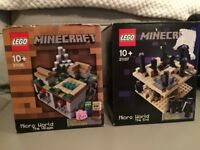 Mine craft lego