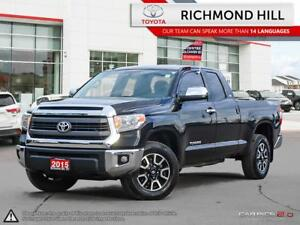 2015 Toyota Tundra 4WD DBL CAB 4.6 SR|Backup Camera|Sprayed Bedl