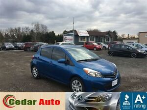 2013 Toyota Yaris LE - Local Trade