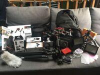 Blackmagic Pocket Cinema Camera Pro-Filmmakers Kit