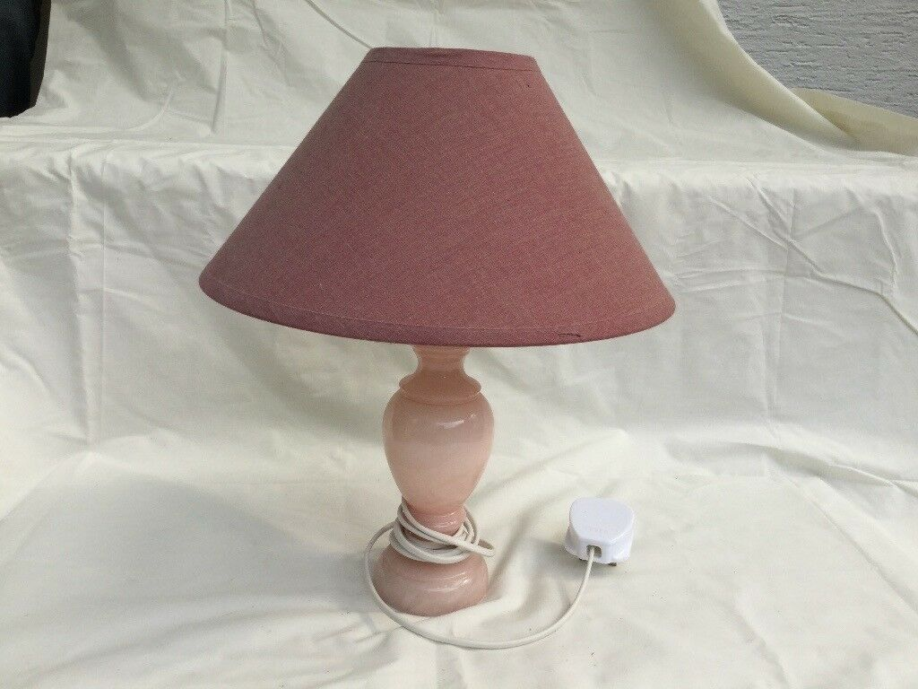 shade marble shop faux round w lamp