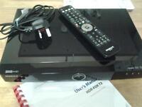 HUMAX HDR-FOX2 500GB FREEVIEW HD DIGITAL TV RECORDER £60