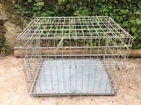 Dog / Pet / Animal / Livestock metal cage / carrier