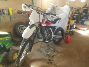 Husqvarna 250 Two Stroke