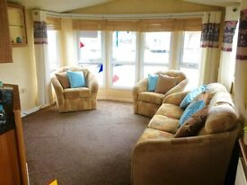 Cheap Static Caravan In Essex **Willerby Winchester** - 11.5 Month Season and a Beach Location Park