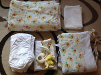 Winnie The Pooh Cot Bedding and Sheets