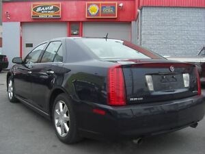 2008 Cadillac STS V6 AWD * Nav / Leather/ Sunroof* London Ontario image 2