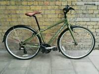 New Condition Women's Ridgeback Speed Metro Hybrid Bike + Receipt