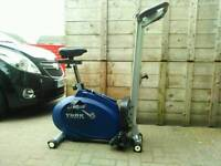 YORK 2 IN 1 CYCLE ROWER