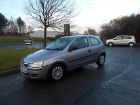 VAUXHALL CORSA 1.2 LIFE AUTOMATIC HATCHBACK STUNNING PURPLE 2004 BARGAIN £950 *LOOK* PX/DELIVERY