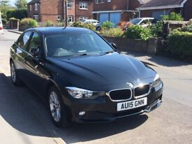 BMW 316 (2 Litre) Diesel 2015 15 Reg Efficient Dynamic Engine - Immaculate Condition MUST SEE