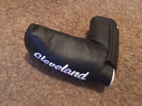 Cleveland Golf Putter Headcover.. New