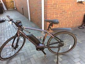 WANTED...Raleigh Strada electric bike