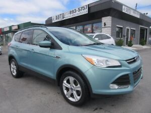 2013 Ford Escape SE (4x4,Leather, Sunroof, Navigation)