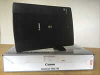 Canon Colour Image Scanner, CanoScan Lide 220. Mint condition. Box, drivers, manual. Collect or Post