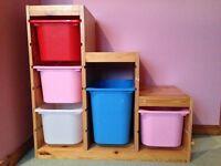 Ikea Trofast Storage