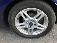 15' Ford Fiesta alloys