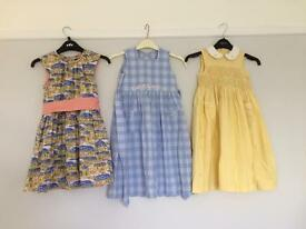 5-6yrs Pretty M&S girls summer dresses