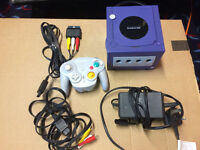 Nintendo Gamecube and 14 Games