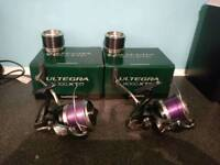 Shimano Ultegra XTC 140000 carp fishing