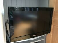 Samsung 26'' HD LCD Television - With Freeview