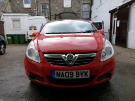 Vauxhall Corsa Active Cdti 2009 1.3 Diesel 5Door Full Year MOT