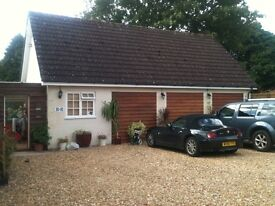 1 bed annexe in country house