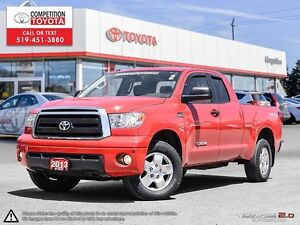 2013 Toyota Tundra SR5 5.7L V8 One Owner, No Accidents, Toyot...