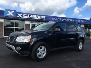2006 Pontiac Torrent SUNROOF/LEATHER/CAR-PROOF ATTACHED