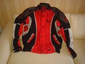 Belstaff Textile Motorcycle Jacket