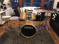 Mapex professional drum kit