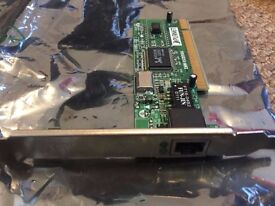 Realtek 8139C Network Card PCI 100Mbit